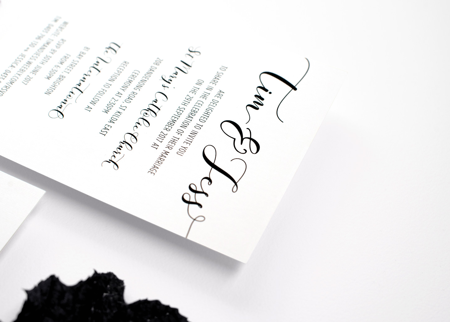 Black&White_Textured_Invitation_Closeup1