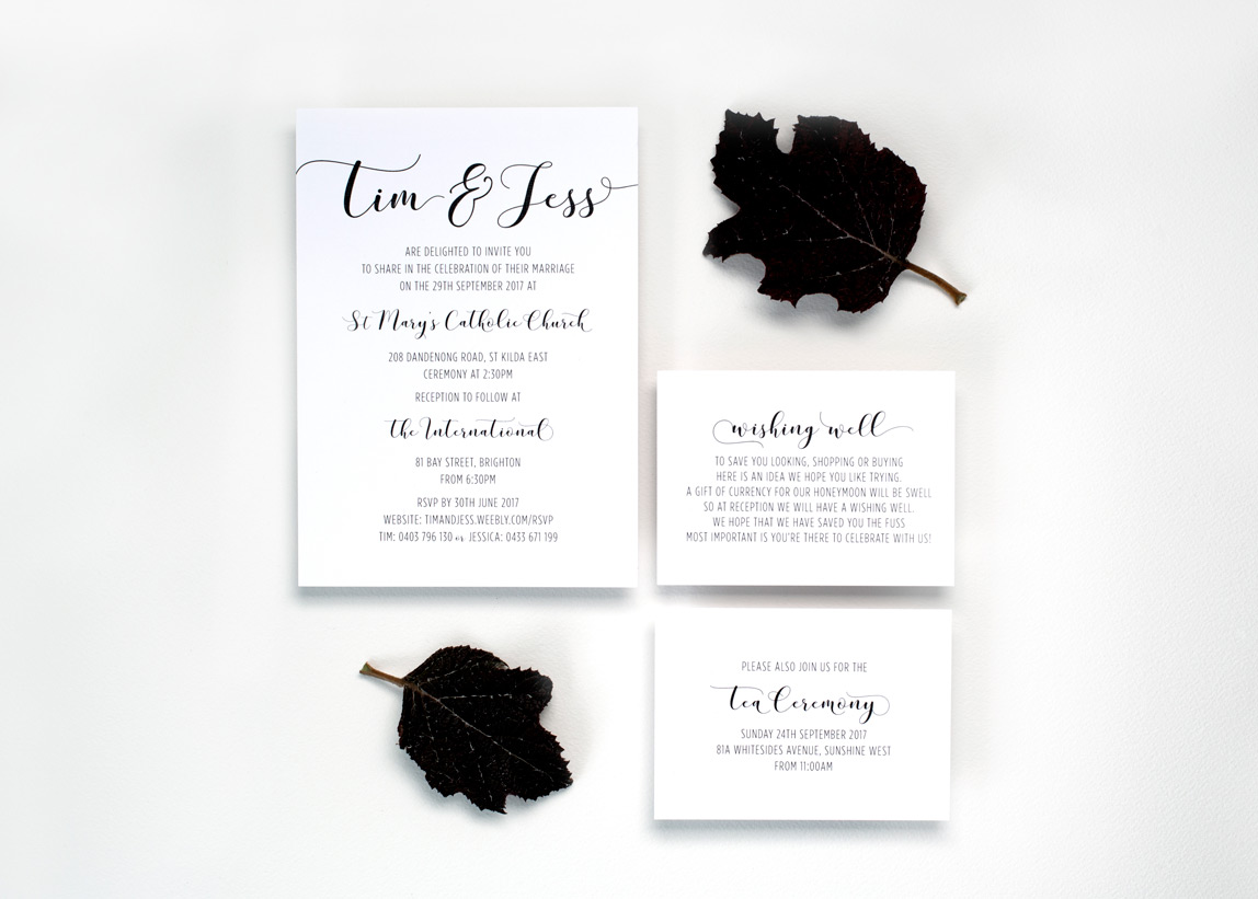 Black&White_Textured_Invitation